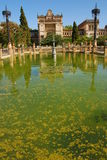 Museu Archaeological mim parque de Maria Luisa (Sevilha) Fotografia de Stock Royalty Free