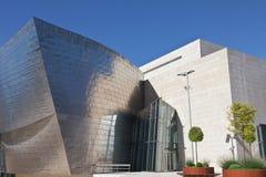 Museu Bilbao de Guggenheim imagens de stock royalty free