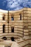 Museu cóptico Egipto imagem de stock royalty free