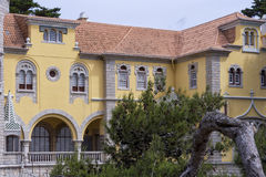 Museu Condes de Castro Guimarães, Cascais, Portugal Image libre de droits