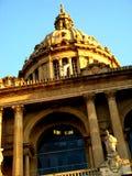 Museu d'Art Catalunya  Stock Image