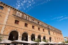 Museu d'Historia de Catalunya - Barcelona Spain Stock Photography