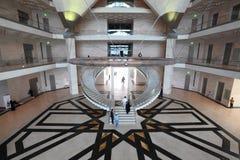 Museu da arte islâmica em Doha Imagens de Stock