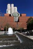 Museu da arte moderna, San Francisco de San Francisco Foto de Stock Royalty Free