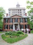 Museu da casa de Campbell Imagem de Stock