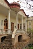 Museu da casa de Moghadam, Tehran, Irã Fotos de Stock