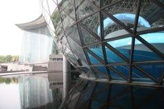 Museu da ciência & da tecnologia de Shanghai Fotos de Stock