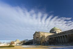 Museu da ciência e da indústria Imagens de Stock