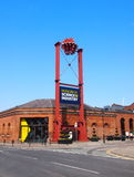 Museu da ciência e da indústria, Manchester foto de stock royalty free