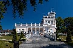 Museu da cidade de Druskininkai fotografia de stock royalty free