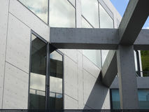 """Museu da cidade de Himeji è do å§ da literatura """"·å¦é¤¨ do ‡ do ¯æ- imagem de stock royalty free"""