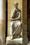 Museu da escultura de Italia Roma do Vaticano Imagens de Stock