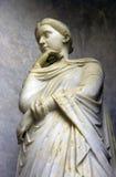 Museu da escultura de Italia Roma do Vaticano Foto de Stock