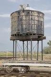 Museu da estrada de ferro das leis, Califórnia imagens de stock