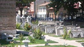 Museu da etnografia de Edirne Fotografia de Stock Royalty Free