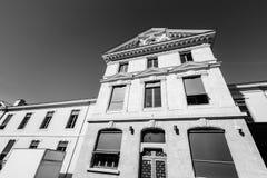 Museu da etnografia de Genebra Fotografia de Stock