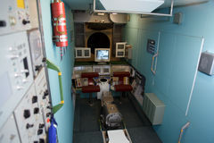 Museu da exploração do espaço soviética. Imagens de Stock Royalty Free