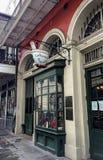Museu da farmácia do bairro francês de Nova Orleães Imagem de Stock