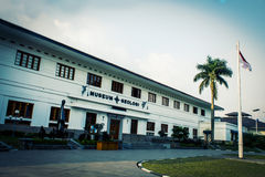 Museu 1 da geologia fotografia de stock