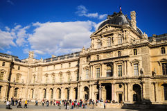 Museu da grelha - Paris, France Fotografia de Stock Royalty Free