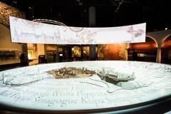 Museu da história de judeus poloneses Imagens de Stock Royalty Free