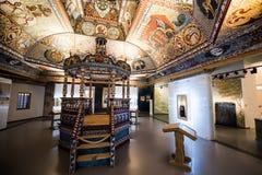 Museu da história de judeus poloneses Imagens de Stock