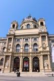 Museu da história de Natrual, Viena, Áustria Imagens de Stock