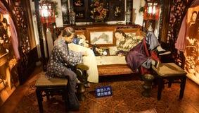 Museu da história de Shanghai imagem de stock