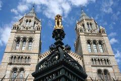 Museu da História natural, Londres Fotos de Stock
