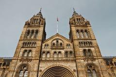 Museu da História natural, Londres, Inglaterra Imagem de Stock