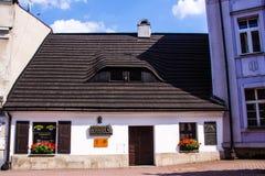 Museu da imprensa Silesian Fotos de Stock Royalty Free