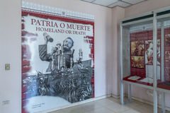 Museu da revolução, Havana, Cuba Imagem de Stock