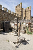 Museu da tortura fotografia de stock royalty free