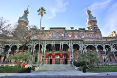 Museu da universidade de Tampa e da planta de Henry B Imagem de Stock