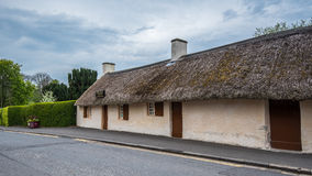 Museu das queimaduras em Alloway imagens de stock royalty free