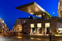 Museu de Albertina em Viena Imagens de Stock Royalty Free