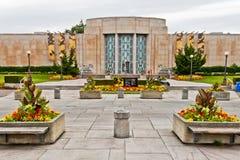 Museu de arte asiático de Seattle imagem de stock