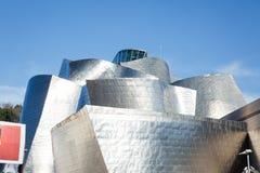 Museu de arte de Bilbao Imagem de Stock