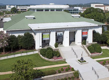 Museu de arte de Huntsville Imagens de Stock Royalty Free