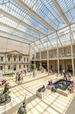Museu de arte metropolitano, New York City, EUA Foto de Stock