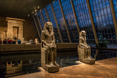 Museu de arte metropolitano - New York City, EUA foto de stock royalty free