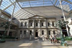 Museu de arte metropolitano NYC Imagens de Stock