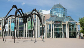Museu de arte, Ottawa, Canadá Foto de Stock Royalty Free