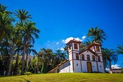 Museu de arte santamente Uberaba, Minas Gerais - Brasil imagem de stock