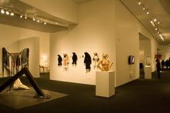 Museu de artes de Bellevue Fotos de Stock Royalty Free