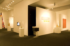 Museu de artes de Bellevue Imagem de Stock