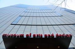 Museu de artes e de fachada do projeto Fotografia de Stock Royalty Free