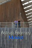 Museu de Astrup Fearnley de arte moderna Imagens de Stock Royalty Free