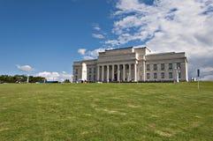 Museu de Auckland imagem de stock