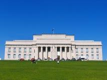 Museu de Auckland foto de stock
